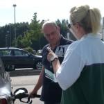 Tankstellen Promotion