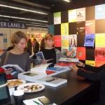 Messepersonal Frankfurter-Buchmesse