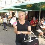 Mrs Sporty Promotion in Hamburg