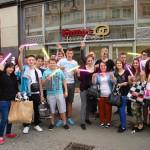 Bongo Promotionaktion deutschlandweit