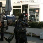 Cosplayer Store Eröffnung