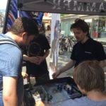 ST-PROMOTIONS führt eine Promotionaktion für Warhammer in Österreich durch