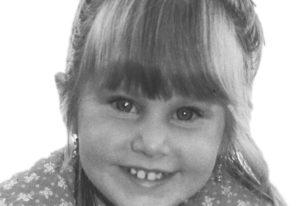 Laura Kinderbild