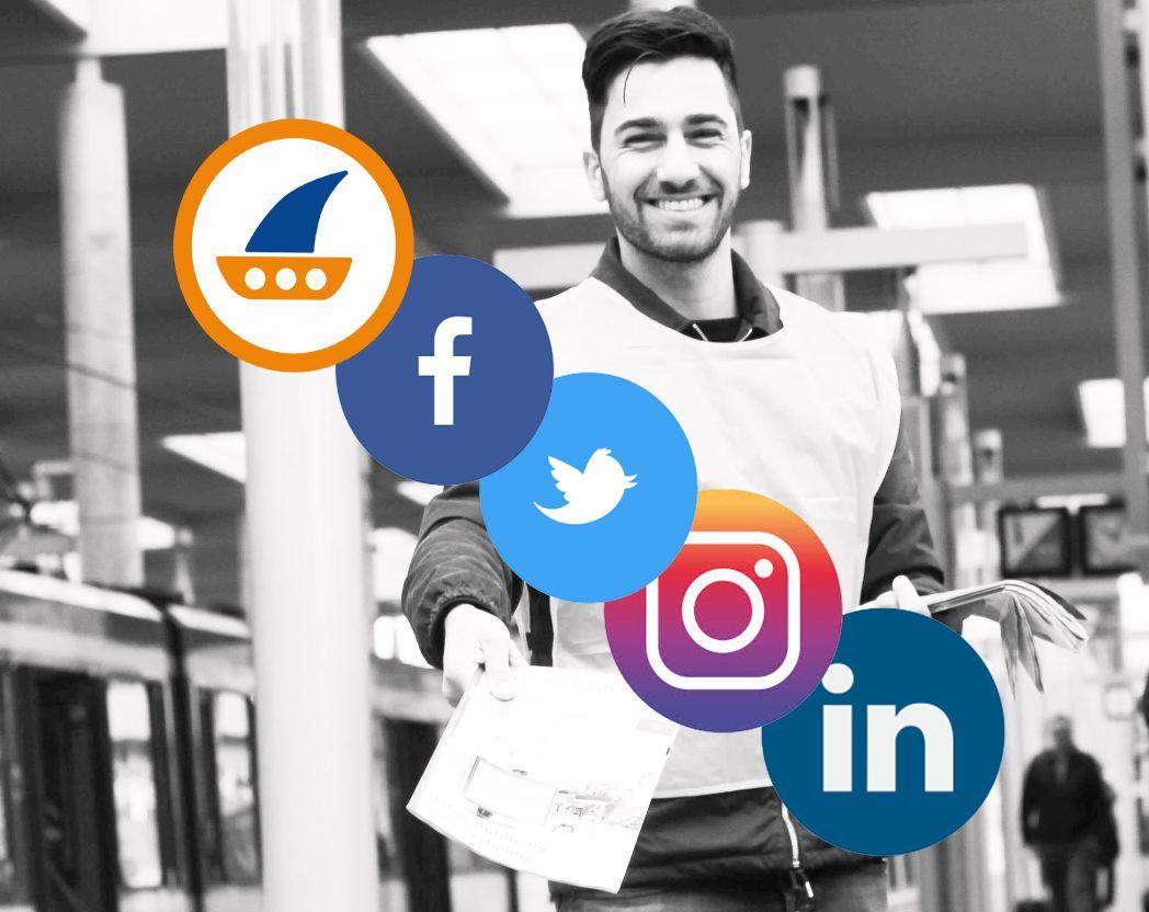 Promotion und Social Media