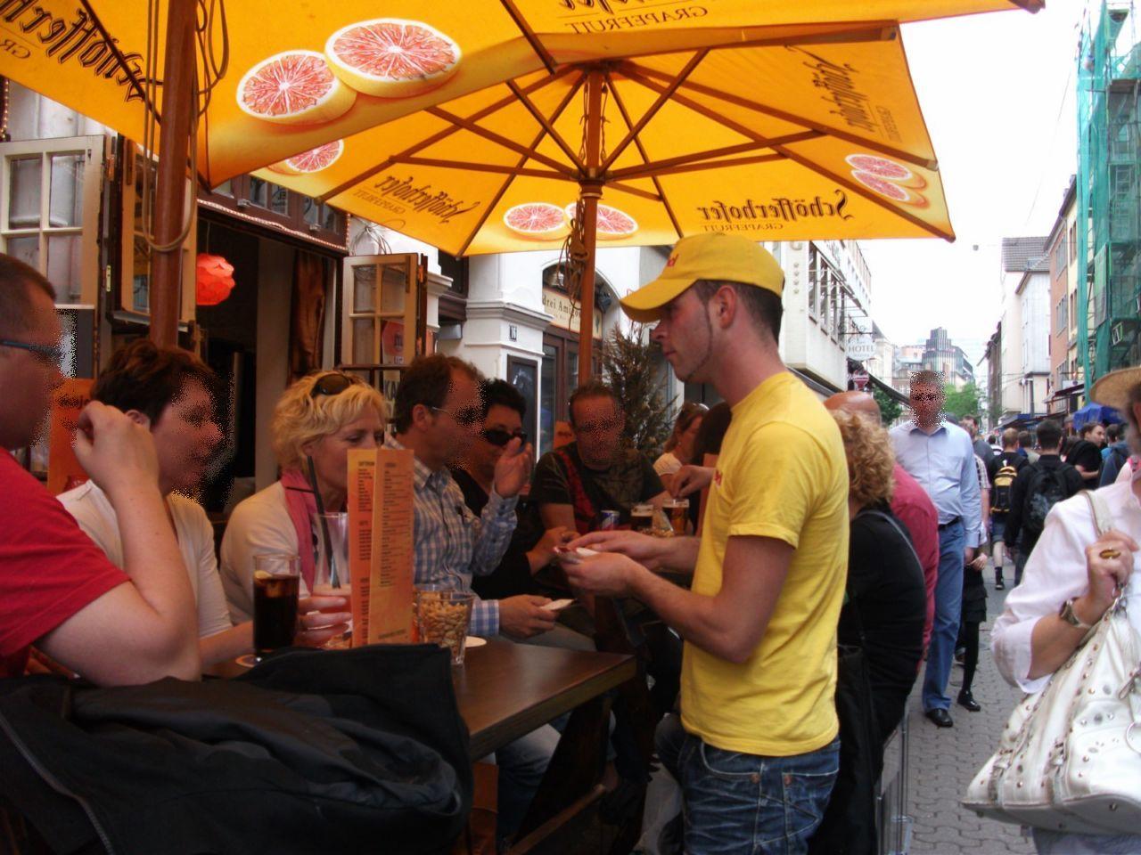 Promotionagentur Düsseldorf - Viel mehr als die längste