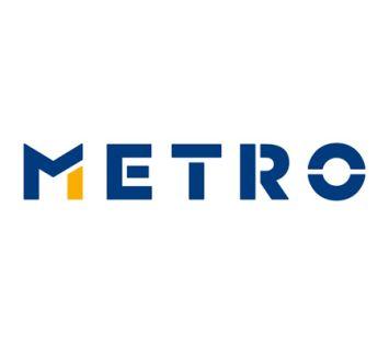 Logo metro ag